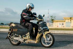 Lộ diện xe máy điện mới của VinFast, giá dự kiến ngang Honda SH Mode