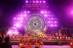 990 năm Thanh Hóa - 'Tỏa sáng cùng non sông đất nước'