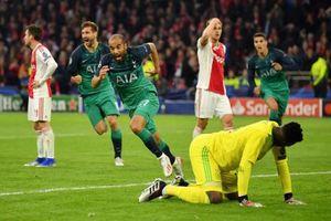 Tottenham vào chung kết Champions League sau khi ngược dòng nghẹt thở trước Ajax