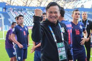 HLV Thái Lan muốn đánh bại ĐT Việt Nam ở King's Cup 2019