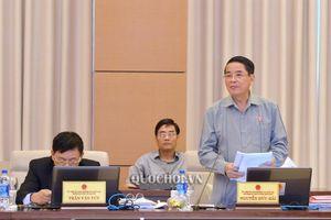 Ủy ban Thường vụ Quốc hội cho ý kiến lần 2 về dự án Luật sửa đổi, bổ sung một số điều của Luật Đầu tư công