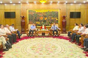 Quận Phụng Hiền (Trung Quốc) muốn nhập vải của Bắc Giang