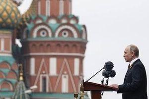 Tổng thống Putin: Không thế lực nào được viết lại lịch sử Thế chiến II