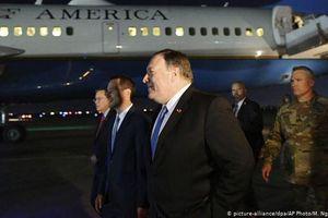 Hủy chuyến thăm Đức, Ngoại trưởng Mỹ Pompeo bất ngờ tới Iraq