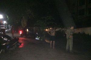 Mưa lớn, 2 thanh niên bị cuốn xuống suối mất tích