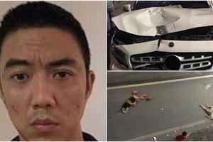 Khởi tố, bắt tạm giam tài xế Mercedes đâm chết 2 người ở hầm Kim Liên