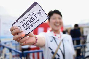Nhật Bản chính thức bán vé xem Olympic Tokyo 2020