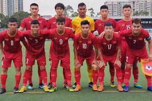Việt Nam đối đầu Nhật Bản ở vòng loại U19 châu Á 2020