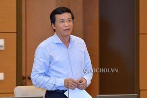Xin ý kiến đại biểu Quốc hội bằng hệ thống điện tử tại Kỳ họp 7