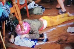 Một người tử vong do điện giật từ dây thép phơi quần áo