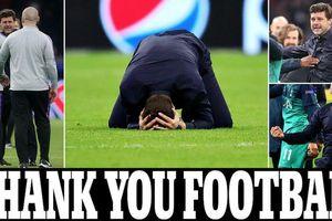 Truyền thông Anh 'nổ tung' sau chiến thắng lịch sử của Tottenham