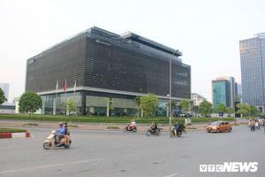 Liên minh Hợp tác xã Việt Nam xin xe công vụ
