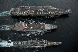 Uy lực của dàn khí tài mà Mỹ triển khai tới Trung Đông 'dằn mặt' Iran