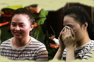 3 ngày xét xử, Ngọc Miu khóc cười lẫn lộn cùng người tình Văn Kính Dương, 9 án tử hình, chung thân được đề nghị