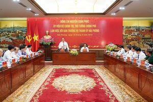 Thủ tướng Nguyễn Xuân Phúc: Hải Phòng phải là một trong những thành phố đi đầu về kinh tế số ở Việt Nam