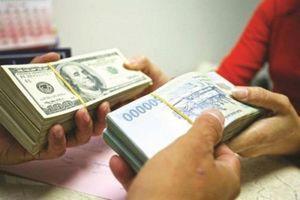 Giá USD đột ngột lao dốc sau nhiều ngày 'nổi sóng '