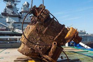 Xe tăng Mỹ bị đánh chìm 70 năm trở lại trong lễ duyệt binh Nga