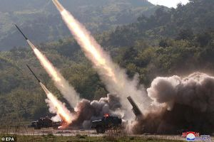 Nghi vấn các tên lửa Triều Tiên mới thử nghiệm có nguồn gốc từ Nga