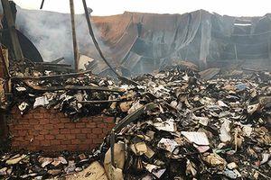 Chủ tịch UBND TP.HCM đề nghị Công an gấp rút điều tra vụ cháy kho dữ liệu xe buýt
