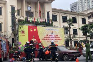 Công đoàn Công an nhân dân phát động, hưởng ứng Tháng Công nhân
