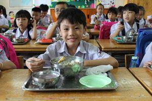 Thái Bình đưa thực đơn cân bằng dinh dưỡng vào bữa ăn bán trú