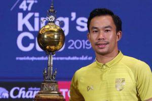 Tiền đạo Thái Lan lớn tiếng đe dọa 'làm thịt' Việt Nam ở King's Cup