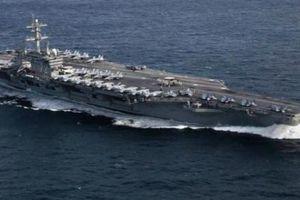 Đưa tàu sân bay áp sát Iran, Mỹ có thể phải hứng 'trái đắng'?