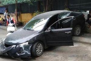 Nữ tài xế lùi xe camry đâm chết người rồi bỏ chạy ở Hà Nội là ai?