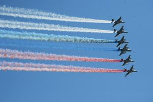 Vì sao hủy bỏ cuộc diễu hành trên không trong Ngày chiến thắng ở Moscow
