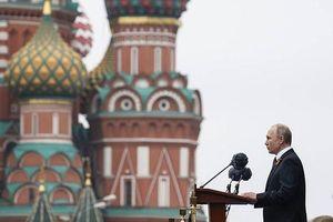 TT Putin cam kết tiếp tục phát triển tiềm năng quốc phòng