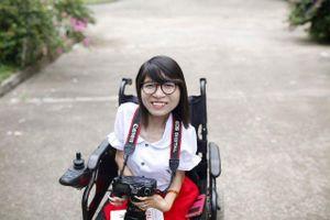 Dòng trạng thái đầy xúc động của cô gái khuyết tật trong ngày sinh nhật