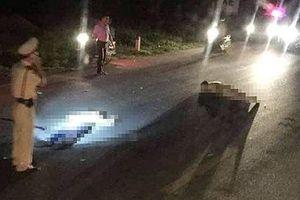 Công an bác tin đồn tin đồn xung quanh vụ công an viên tông CSGT ở Nghệ An