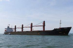 Lần đầu tiên Mỹ bắt giữ tàu vận tải lớn nhất của Triều Tiên