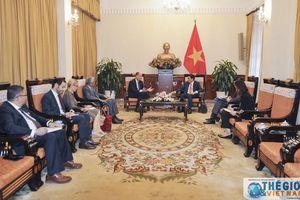 Tăng cường hợp tác chặt chẽ giữa Việt Nam và Ban Thư ký Liên hợp quốc