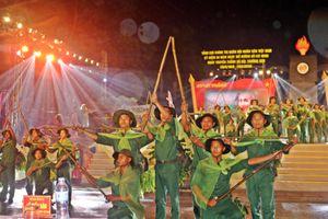 Giao lưu nghệ thuật 'Huyền thoại một con đường' tái hiện 60 năm đường Hồ Chí Minh lịch sử