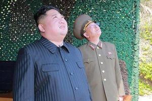 KCNA: Nhà lãnh đạo Kim Jong-un giám sát cuộc thử tên lửa diễn ra hôm 9/5