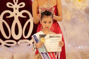 Nguyễn Ngọc Bảo Anh đăng quang 'Hoa hậu Hoàn vũ nhí Thế giới 2019'
