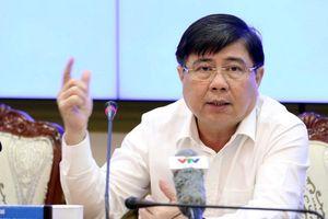 Chủ tịch TP.HCM Nguyễn Thành Phong xót xa vì các công trình toàn 'nằm trên giấy'