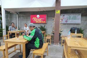 Grab xây chỗ nghỉ ngơi cho tài xế GrabBike ở Indonesia