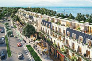 'Bội thu' với shophouse biển trung tâm thành phố giá chỉ từ 12,8 triệu đồng/m2