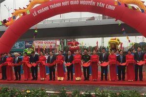 Hải Phòng: Khánh thành, khởi công hàng loạt công trình trọng điểm nhân kỷ niệm 64 năm ngày Giải phóng