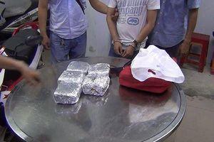 Trinh sát cất lưới 'ông trùm' buôn bán ma túy ở TPHCM