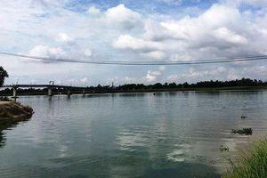 Lật xuồng trên sông Thu Bồn, người đàn ông tử vong thương tâm