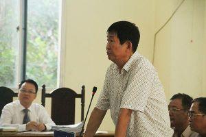Cựu giám đốc Sở TNMT gây thiệt hại 131 tỷ bất ngờ phủ nhận tội danh