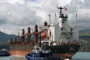 Mỹ lần đầu tiên bắt giữ tàu biển Triều Tiên vi phạm lệnh trừng phạt