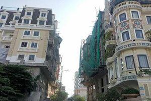 17 công trình vi phạm tại phường Thảo Điền: Chủ đầu tư tìm 'đường' hợp thức hóa sai phạm