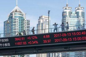 Quỹ lớn thuộc nhà nước Trung Quốc đồng loạt mua vào ngăn thị trường hoảng loạn