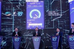 Cuộc gọi 5G đầu tiên tại Việt Nam thành công, thương mại hóa từ năm 2020