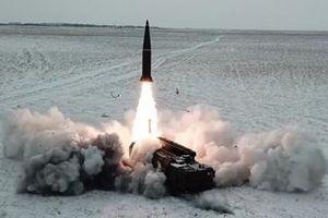 Các chuyên gia Hàn Quốc đau đầu phân tích loại tên lửa Triều Tiên vừa phóng