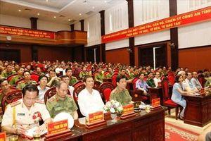 Phó Giám đốc Công an Vĩnh Phúc giữ chức Giám đốc Công an tỉnh Ninh Bình